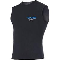 Майка Bare Sport Vest 3mm черная Черный XL