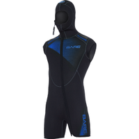 Куртка Bare Sport Step-in 7mm черная Черный ML