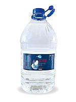 Антисептик 5л санитайзер спирт 82% Antivirion Strong+ 5 литров средство для дезинфекции поверхностей, фото 1