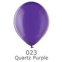 """Шар воздушный BELBAL кристалл 023 Фиолетовый  Purple 12""""(30см)"""