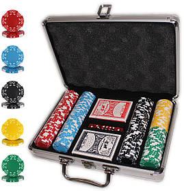 "Набор покерных фишек без номинала ""Style M 200"""