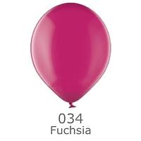 "Шар воздушный BELBAL кристалл 034 Фуксия Fuchsia 12""(30см)"
