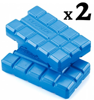 Аккумуляторы холода для термосумки IceBlocks спайка 2 штуки 2x400мл
