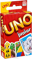 Настольная игра Mattel Уно для детей (Uno Junior) (52456)