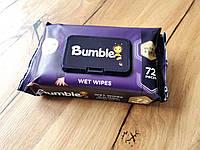 Влажные салфетки для детей Bumble Baby  (Увлажняют и очищают)