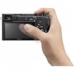 Цифровой фотоаппарат Sony Alpha a6400 body Black