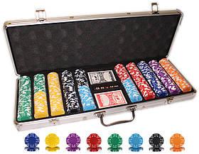 """Набор для игры в покер """"Style M 500"""" в кейсе"""