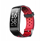 Фитнес-браслет Smart Band Q8 Тонометр Красный 01534