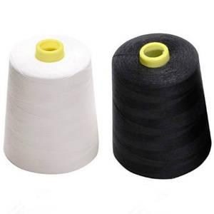 Нитки 30/2 швейные мерсеризованные хлопковые нитки