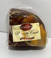 Прошутто крудо (Prosciutto Crudo) сыровяленная ветчина Италия, вес 1-1,5кг.
