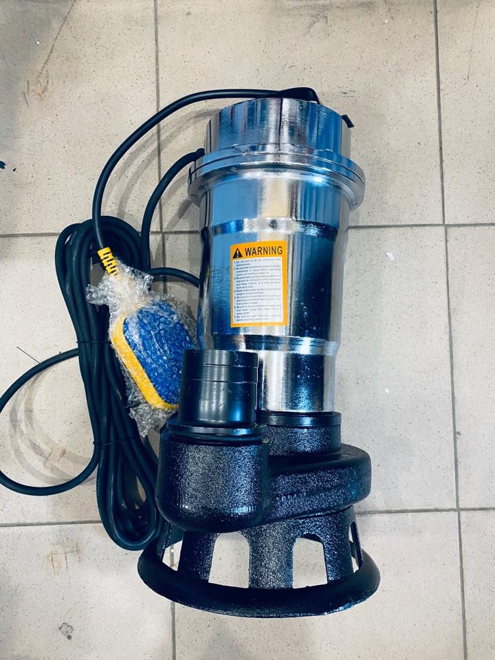 Насос фекальный Delta WQS 2 - 2.5 кВт нержавейка
