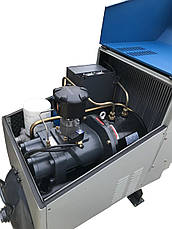 Компресор SCR 15 2PM (11 кВт, 1.75 м3/хв) ресивер, частотник, двигуном на постійних магнітах РМ, фото 3
