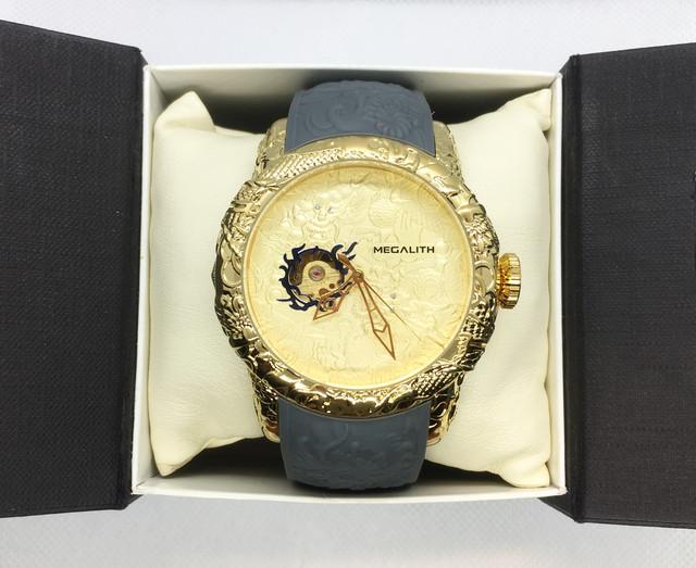 Мужские наручные часы механические