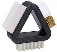 Щітка для чищення взуття Lowa Triangle Brush, фото 1