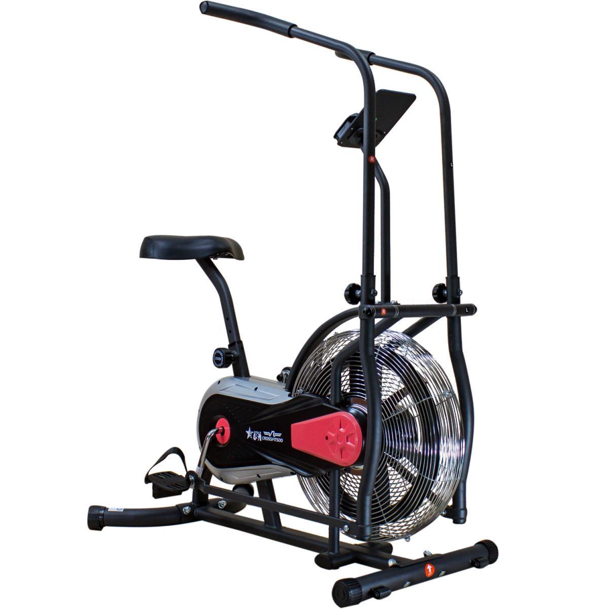 (Орбитрек Air bike USA Style, красн, XXX504