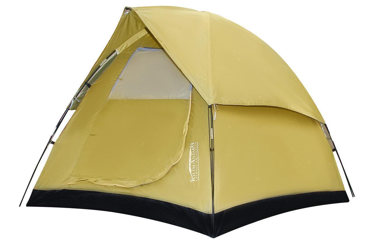 Палатка 2х местная KILIMANJARO SS-06Т-122-1 2м