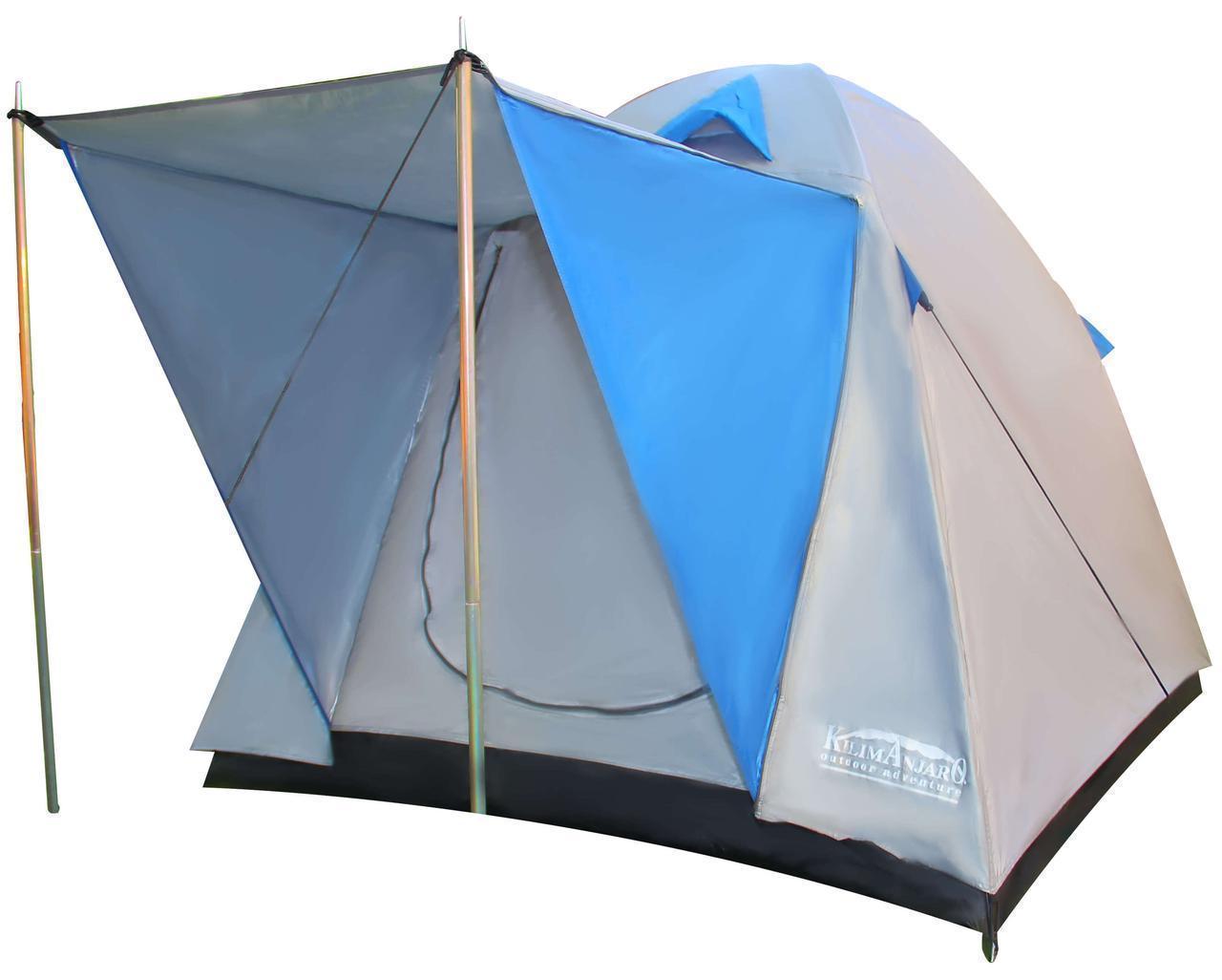 Палатка 2х местная KILIMANJARO SS-06Т-098-1 2м