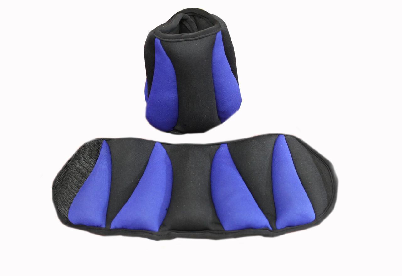 Утяжелители для ног и рук EVROTOP ( 1,5 кг * 2 шт) неопрен SS-LKW-1211 1,5кг (Утяжелители для ног и рук EVROTOP ( 1,5 кг * 2 шт) неопрен SS-LKW-1211