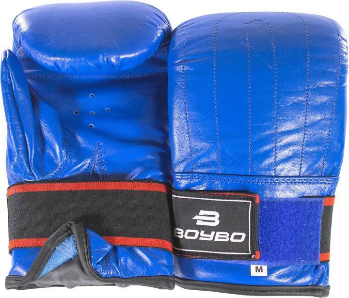 Снарядные перчатки BoyBo, синий (XL)