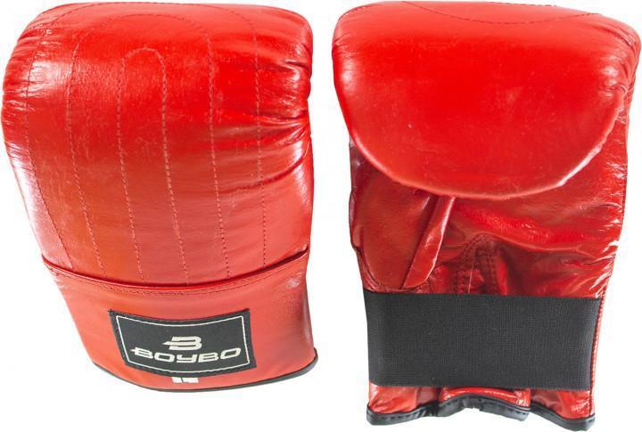 Снарядные перчатки BoyBo, красный