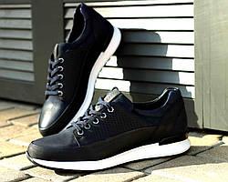 Кросівки Etor 9036-944-83 сині
