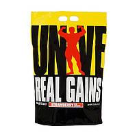 Real Gains, banana milk shake, 4,8 kg
