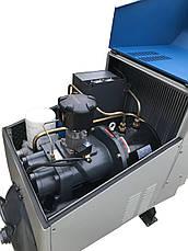Компресор SCR 20 2PM (15 кВт, 2.4 м3/хв)  ресивер, частотник, двигуном на постійних магнітах РМ, фото 3