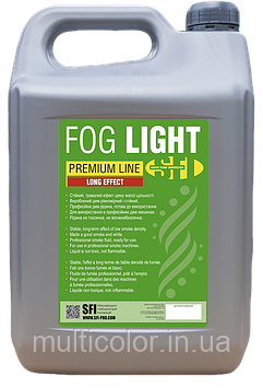 Дим рідина SFI Fog Light Premium 5л