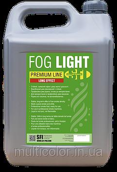 Дым жидкость SFI Fog Light Premium 5л