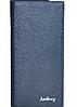 Мужской клатч портмоне ультратонкий Baellerry Slim, фото 3