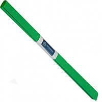 Бумага креповая, рулонная, 200х50 см, цвет темно-зеленый