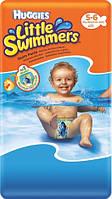 Huggies Little Swimmers подгузники для плавания 5-6 (12-18) 11шт