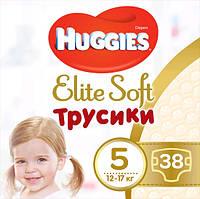 Huggies Pants Elite Soft подгузники-трусики 5 (12-17кг) 38шт