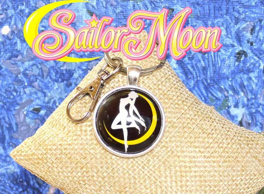 Брелок с фигуркой Сейлор Мун / Sailor Moon