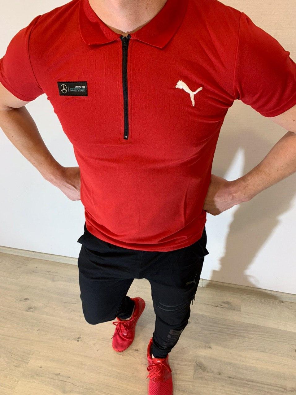 Чоловіча футболка Puma Merce Polo