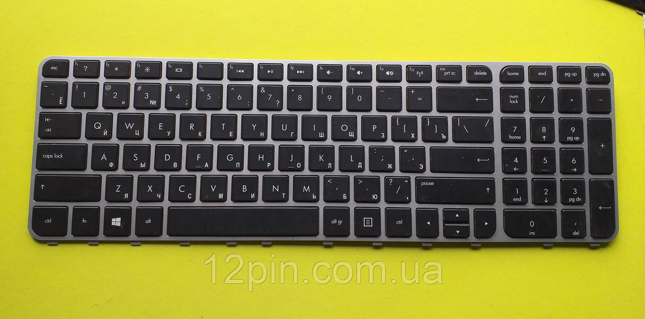 Клавиатура HP Envy M6 1000 б.у. оригинал