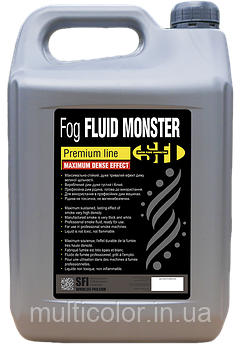 Дым жидкость SFI Fog Monster Premium 5л