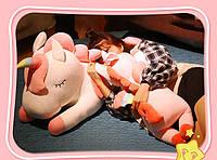 Оригинальная подушка Unicorn