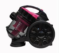 Контейнерный пылесос GRANT GT-1605 Розовый. 3000 ВТ