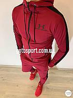 Мужской спортивный костюм Under Armour Bilberry Bordo, фото 1
