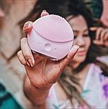 Массажер для лица, силиконовая щетка для чистки лица Foreo Luna, фото 4