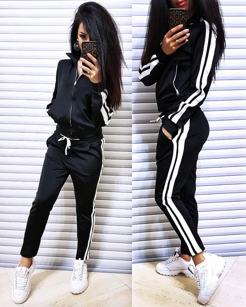 Жіночий спортивний костюм двійка штани і кофта