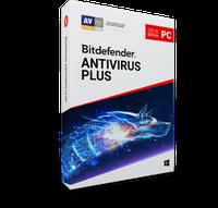 Лицензионный антивирус Bitdefender Antivirus Plus 2020 в операционную систему Windows 7/8/10