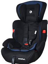 Автокресло Babycare Comfort от 1 до 12 лет (синий цвет)