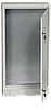 Корпус металлический напольный IEK ЩМП-16.6.4-0 36 УХЛ3 IP31(1600х600х400)