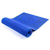 Коврик для йоги и фитнеса Spokey Lightmat II 920916, синий