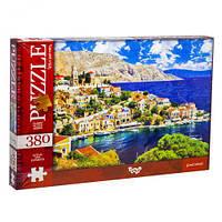 Danko Toys Пазлы «Греческие острова» 380 элементов