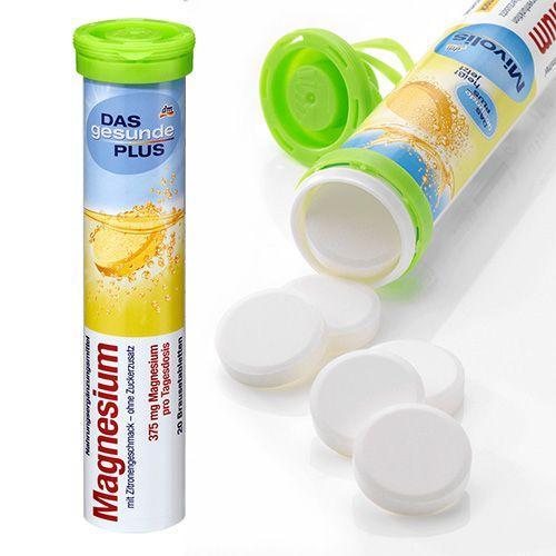 Водорастворимые витамины Mivolis Магний 20 шт Германия