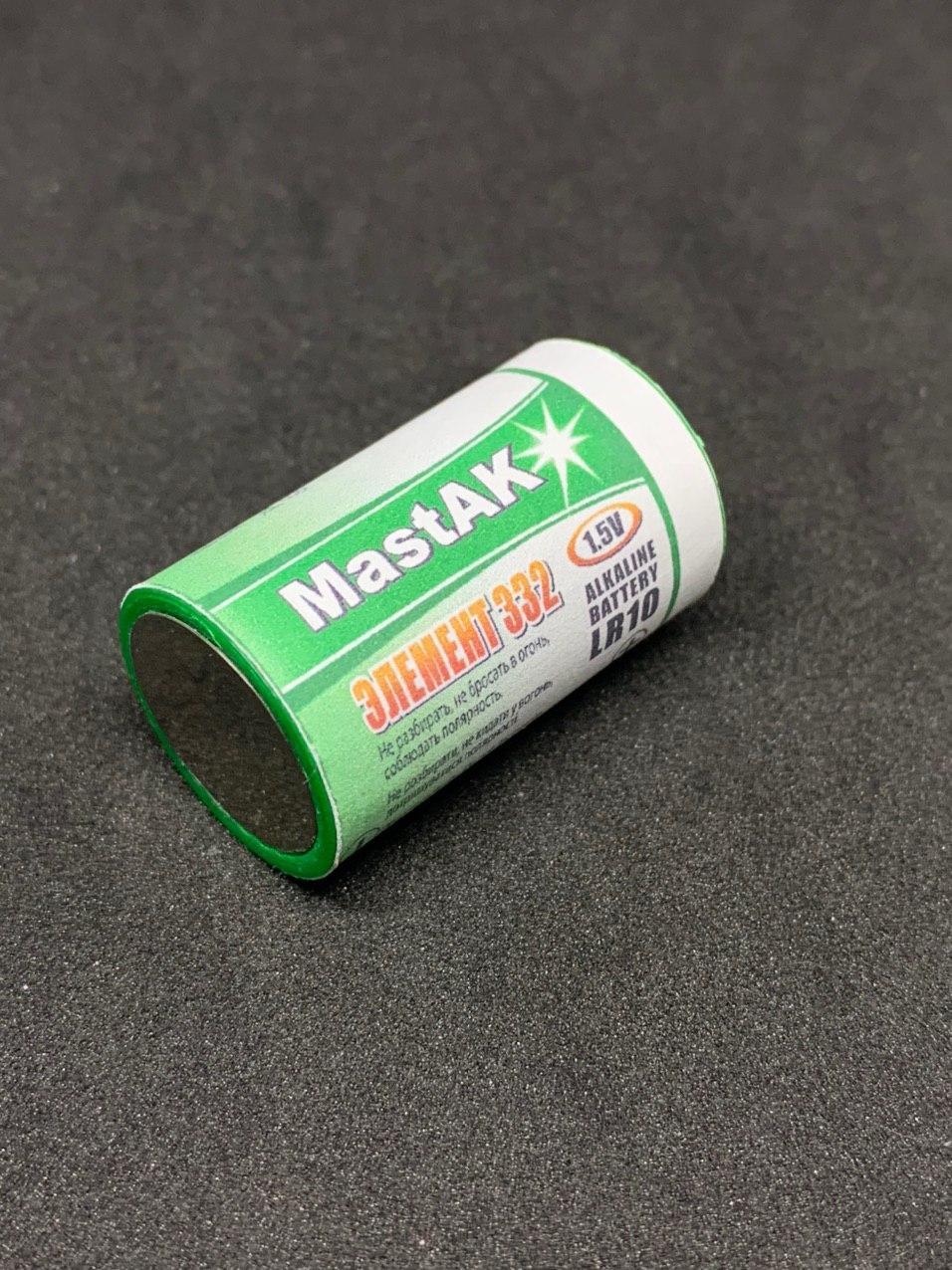Батарейка Mastak LR10 ( 1шт. )