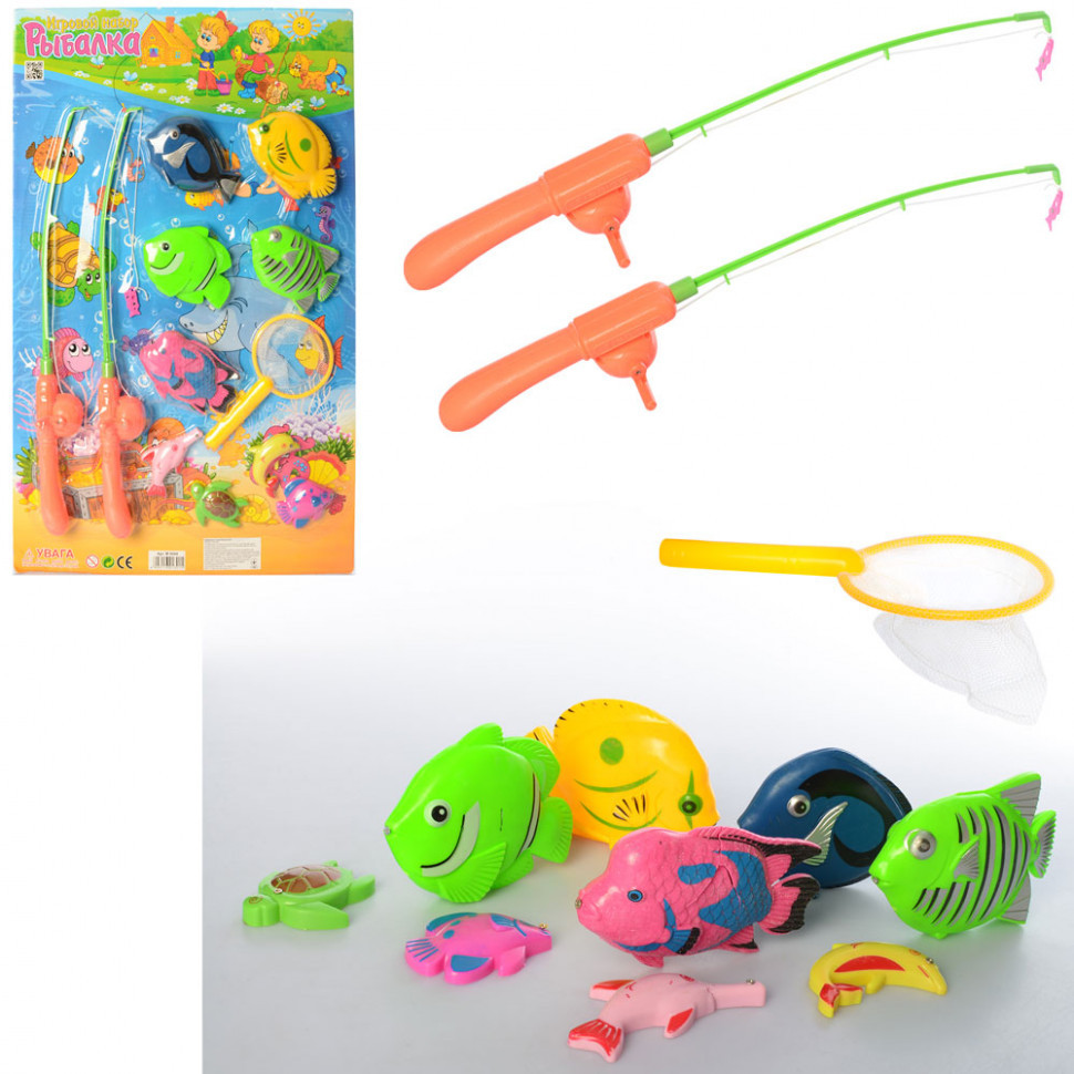 Рыбалка M 0044